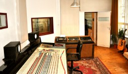 Quad 8 Berlin recording studio