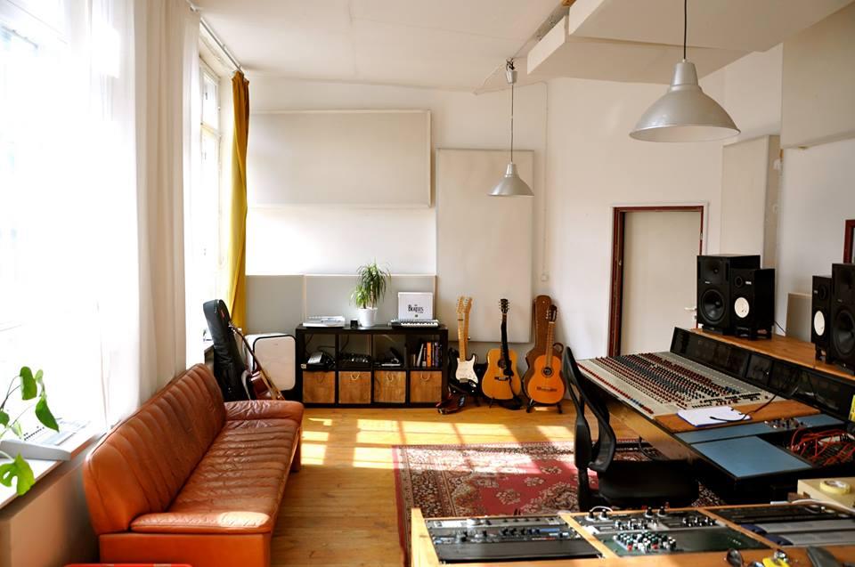 recording studios berlin